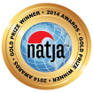 North American Travel Journalists Association Gold Winner 2014